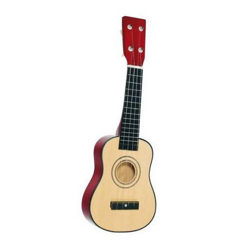 Ukulele, mini gitár, 4 húros - GOKI GKUC201