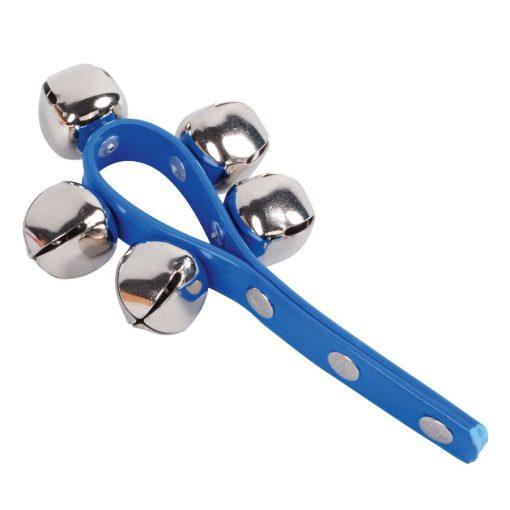 Nyeles csengő, 5 csengővel, müanyag, MB511 036