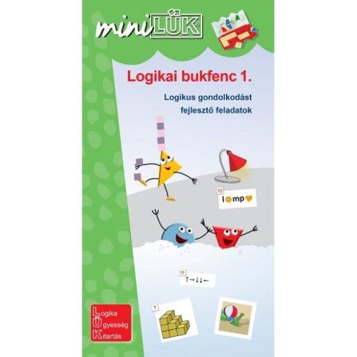 Logikai bukfenc1., 2. osztály, Mini - LÜK LDI538