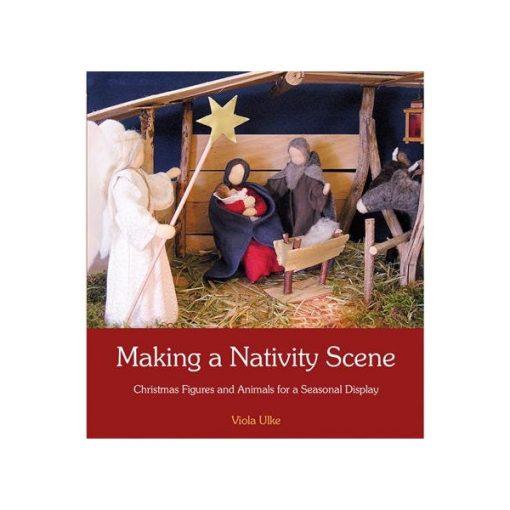 Betlehem készítés, angol nyelvű Waldorf könyv