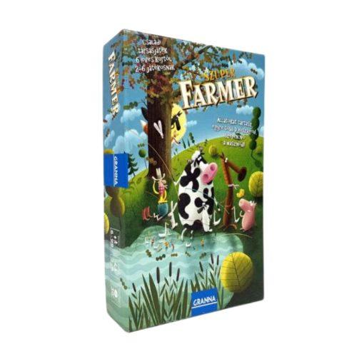 Granna Szuper farmer társasjáték MINI 6-99