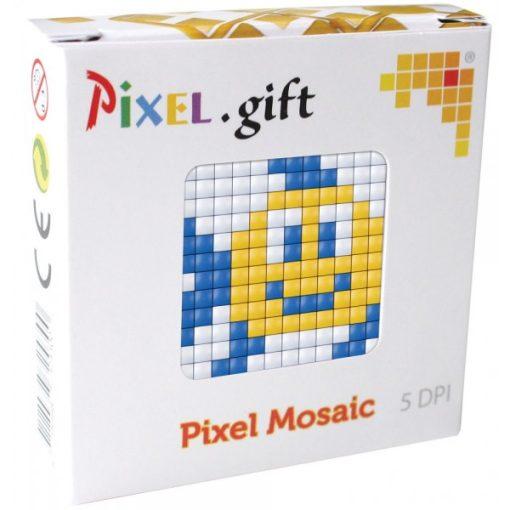 Mini Pixel XL szett - Hal (6x6cm alaplap, 3 szín)