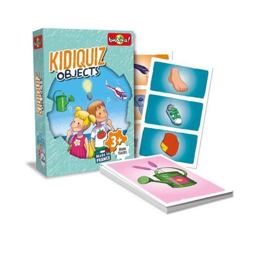 Kidiquiz - Tárgyak 3+BioViva