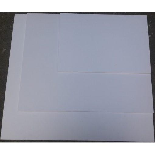 Festőtábla, új PVC 25x36 cm