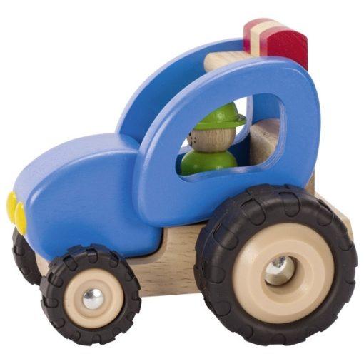 Traktor fából, vezetővel - GOKI GK55928