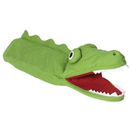 Kesztyűbáb, krokodil - GOKI GK51988