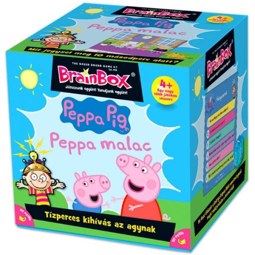 Brainbox, Peppa malac 4+