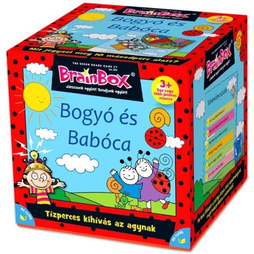 Brainbox: Bogyó és Babóca