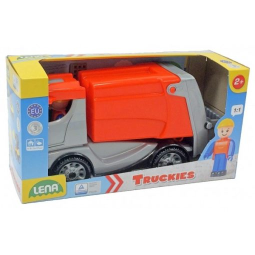 Kukásautó, Trucky 26 cm-es, műanyag