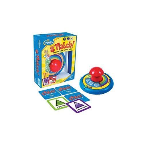 S'Match! Think fun angol nyelvű memória játék