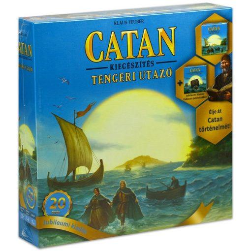 Catan - Tengeri utazó JUBILEUMI KIADÁS
