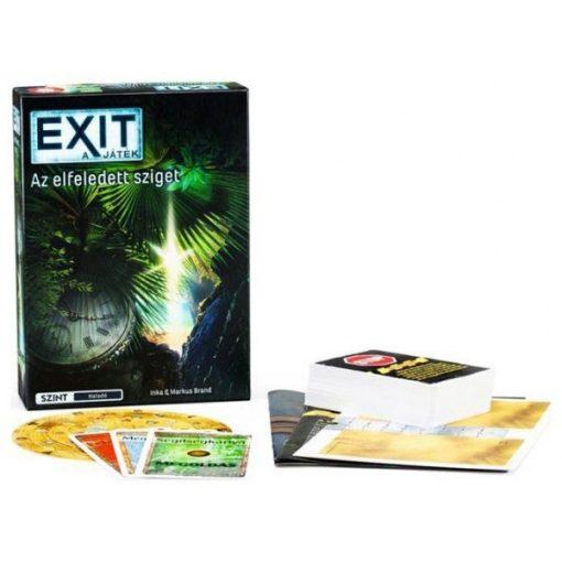 EXIT - 4. Az elfeledett sziget