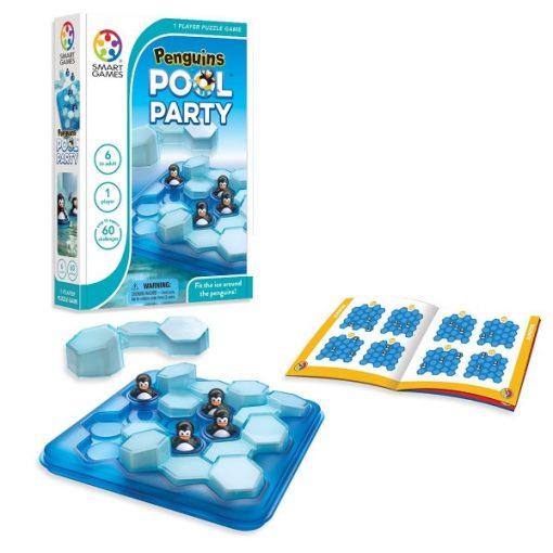 Pingvin fürdő Smart Games