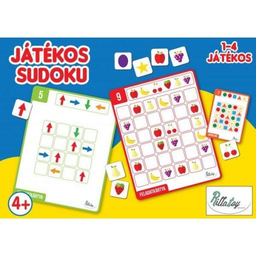 Játékos Sudoku