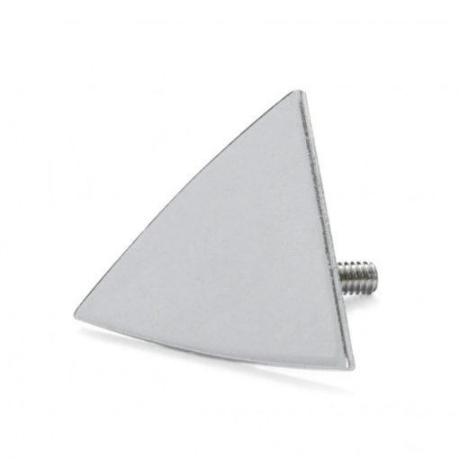 Encaustic festő tollhoz mini háromszög alakú betét