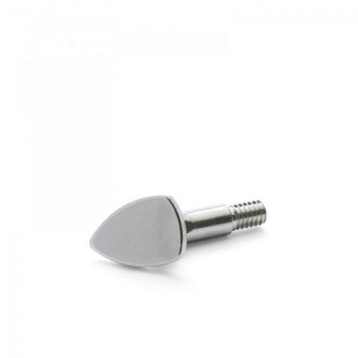 Encaustic festő tollhoz micro vasaló alakú betét