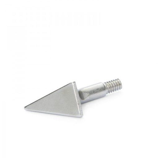 Encaustic festő tollhoz kis háromszög alakú betét