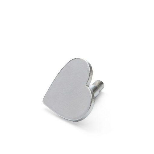 Encaustic festő tollhoz szív alakú figura