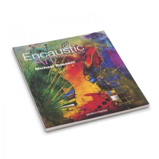 Encaustic könyv 'Project book', angol