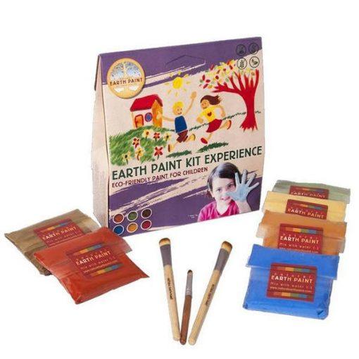 Natural Earth Paint vízfesték csomag 6 szín