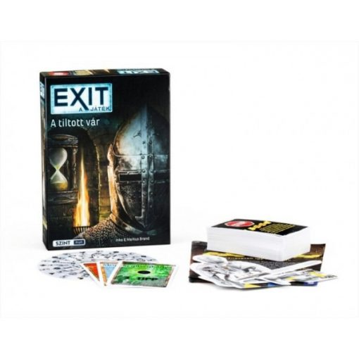 Exit 5. A tiltott vár
