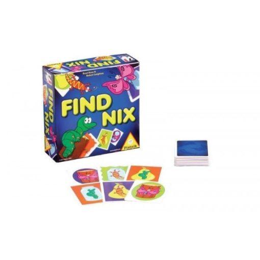 Find Nix kártyajáték