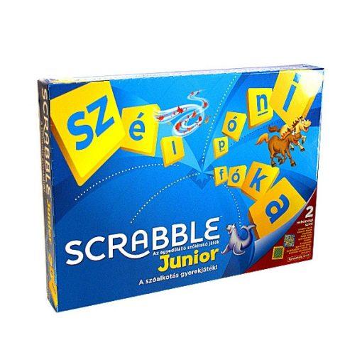 Scrabble Junior társasjáték 6-10 év Mattel