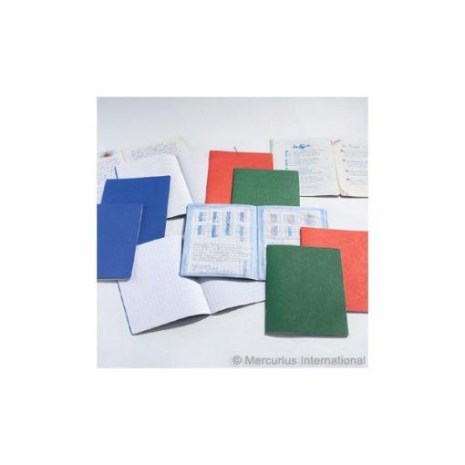 Füzet, epocha vonalas, A/4 álló, munkafüzet