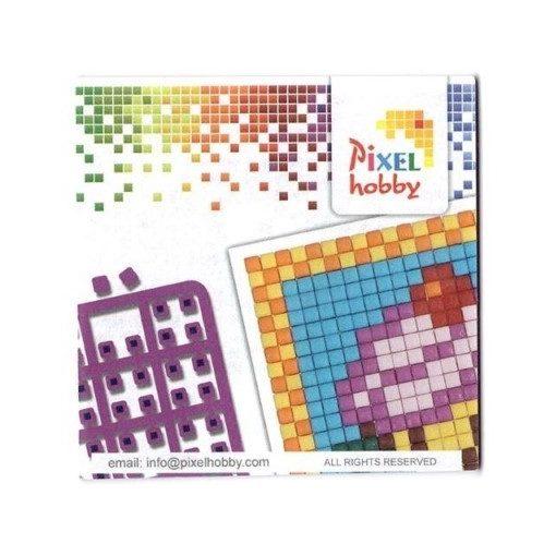Pixelhobby ötletfüzet (Cupcake) kis alaplaphoz