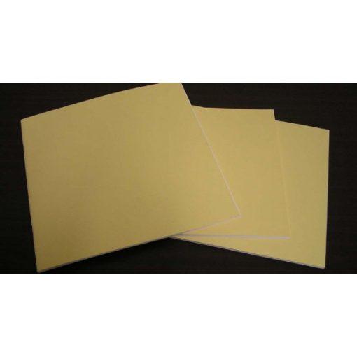 Füzet, epocha, B/4 fekvő, elválasztóval, 32 oldalas, munkafüzet