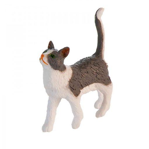 Macska figura, 5 cm-es, MINILAND, ML27407