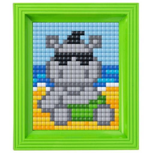 Pixel XL készlet - Víziló (12x12)