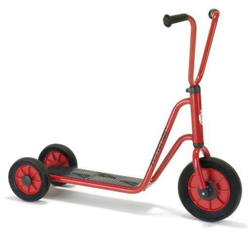 Háromkerekű roller, piros, VT55012