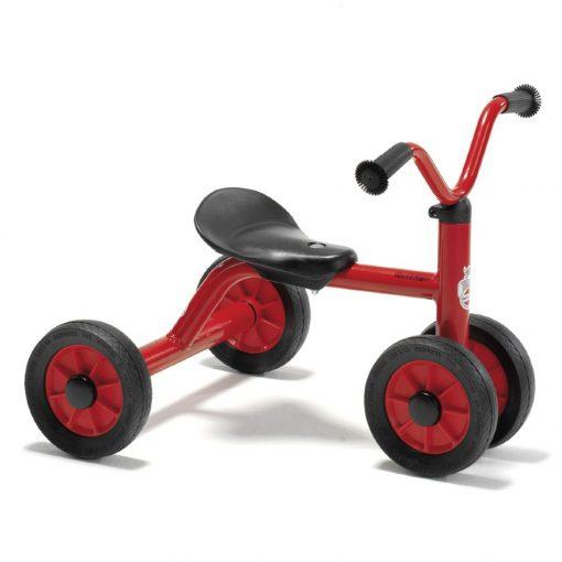 Négykerekű jármű, piros, VT55015