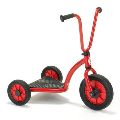 Háromkerekű roller, mini, piros, VT55011
