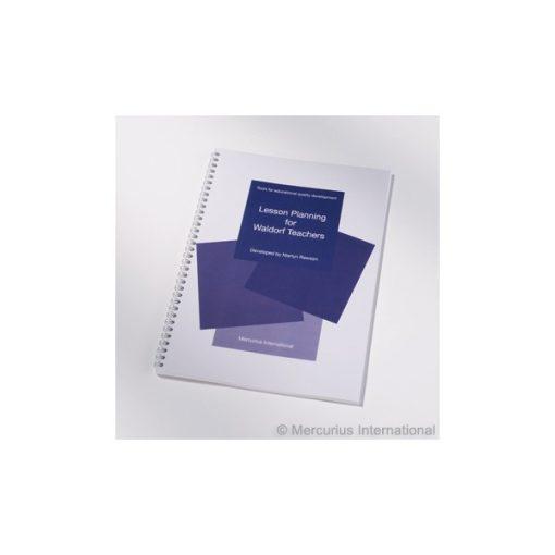 Waldorf tanári útmutató könyv, angol nyelvű - 700