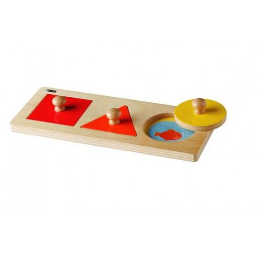 Fogós puzzle - Formák, Nathan, NA330097