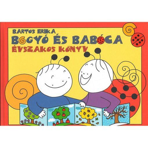 Bogyó és Babóca Évszakos könyv