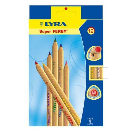LYRA Super Ferby, hosszú 12 színű