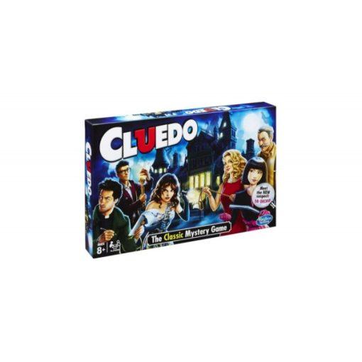 Cluedo A klasszikus rejtvények