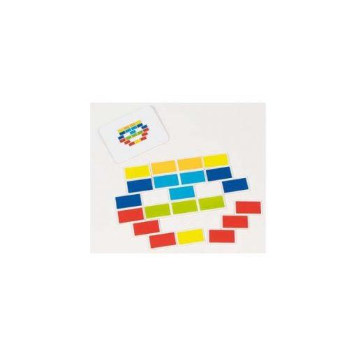 Téglás logikai építő - GOKI GK57924