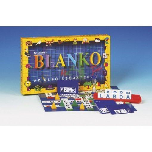 Blanko Junior Első szójátékom
