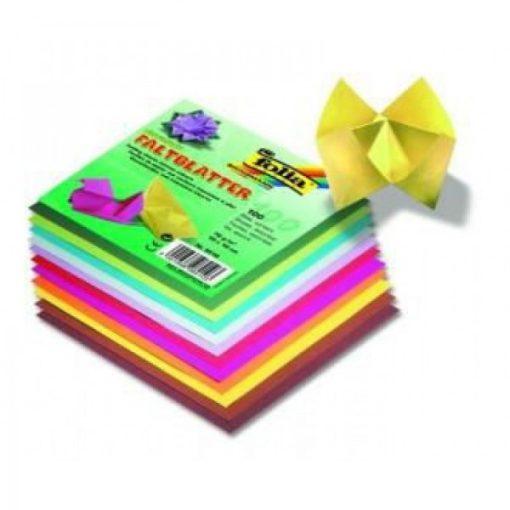 Origami papir 20x20 cm, 100 lap /csomag