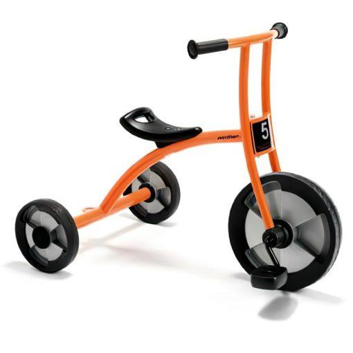 Tricikli, nagy, narancssárga, WIN, VT55021
