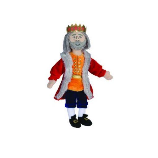Ujjbáb öreg király, PC 2176