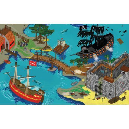HOK11206 Kalózok szőnyeg 1. - KIFUTÓ