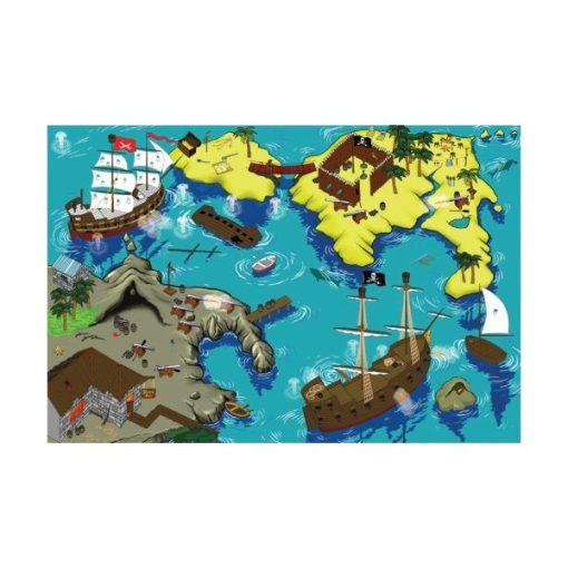 HOK11207 Kalózok szőnyeg 2. - KIFUTÓ