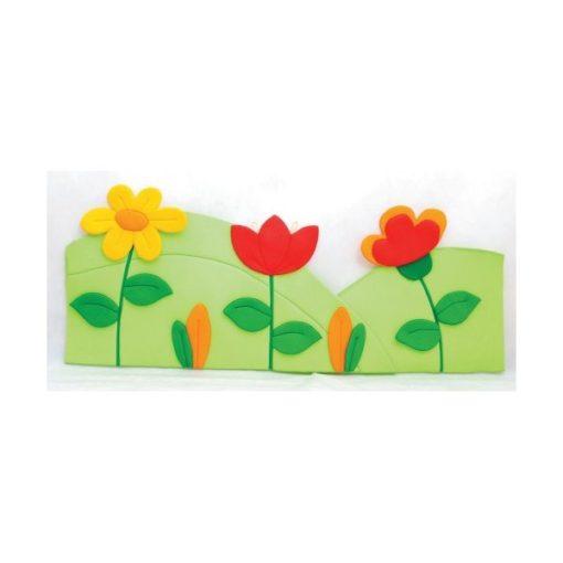 MB196 003 Virágos faliszőnyeg