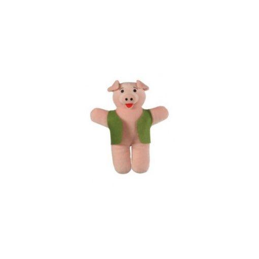 Ujjbáb kismalac - zöld, PC 2188
