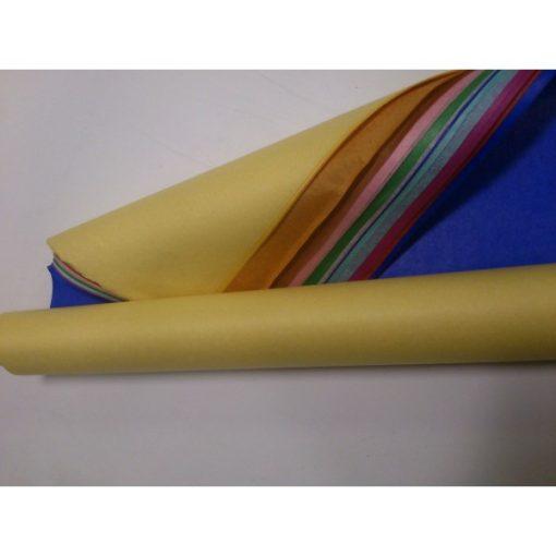 Selyempapír, 13 ív, 13 színű 50 x 70 cm
